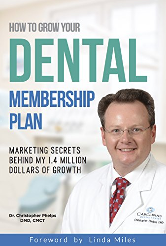 Book Award Winner: How to Grow Your Dental Membership Plan