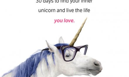 Book Award Winner: YOU-NICORN: 30 days to find your inner unicorn and live the life you love
