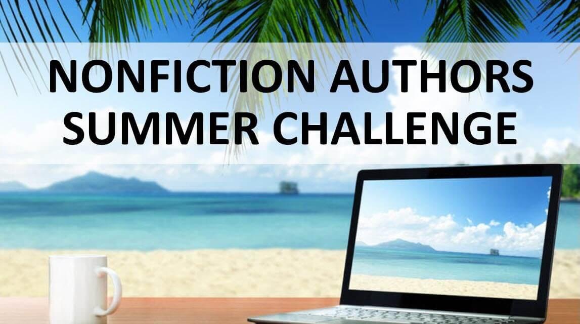 Nonfiction Authors Summer Challenge – Join Us!