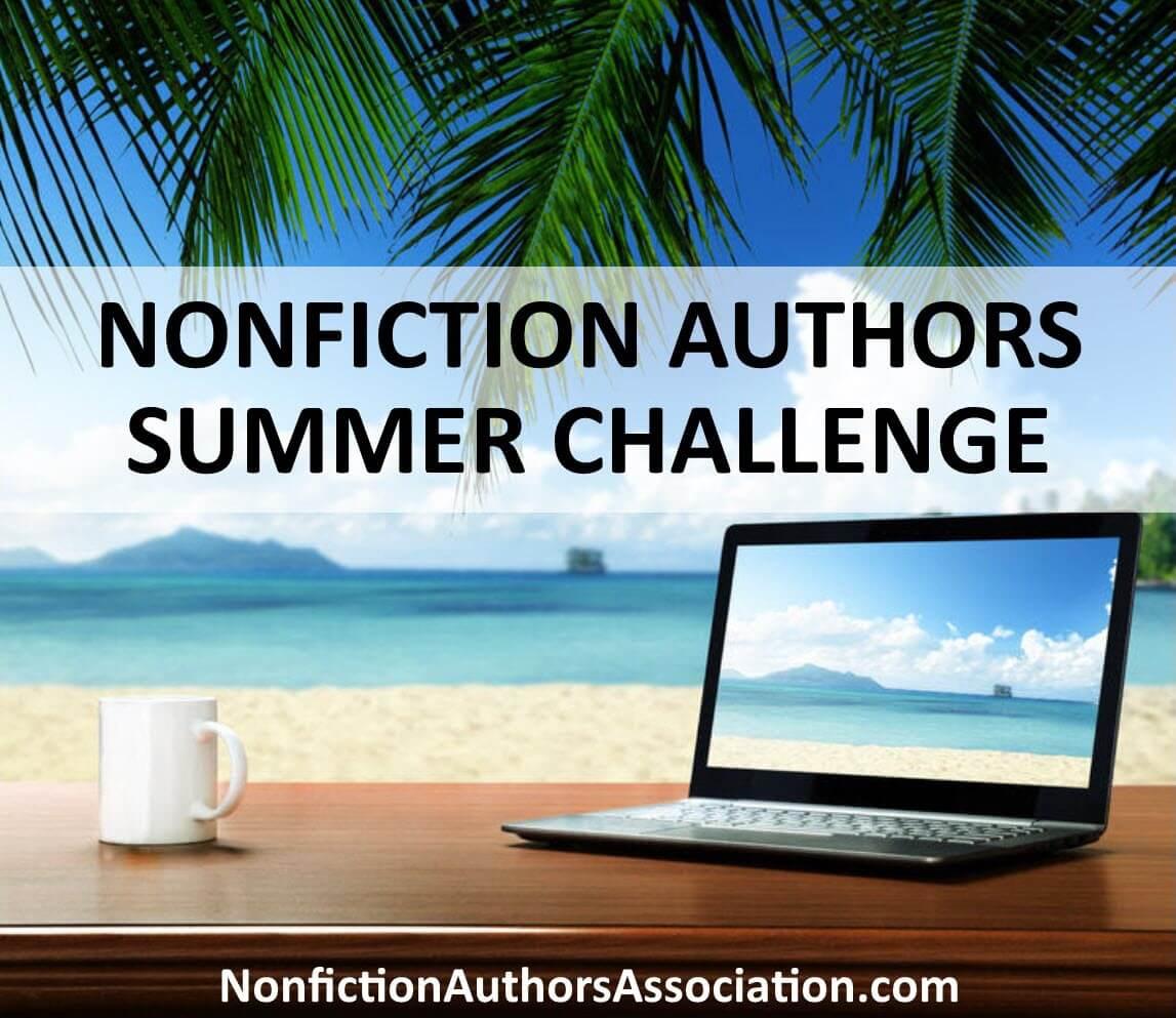 Nonfiction Authors Summer Challenge