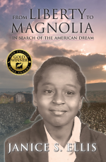 Book Cover, From Liberty to Magnolia: In Search of the American Dream