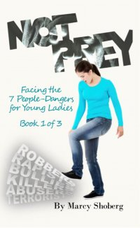 Facing the 7 People-Dangers for Young Ladies Book 1
