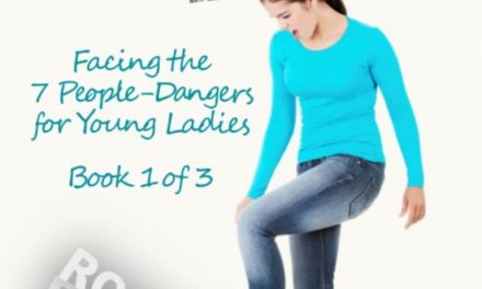 Book Award Winner: Facing the 7 People-Dangers for Young Ladies Book 1