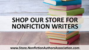 Shop Our Store for Nonfiction Writers