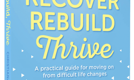 Member of the Week: Christiana Star, author of Recover, Rebuild, Thrive