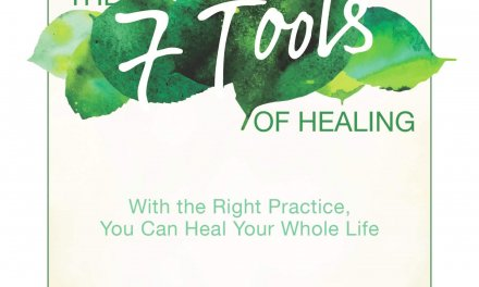 Member of the Week: Steven Hall, author of The Seven Tools of Healing