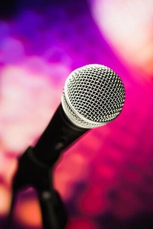 Checklist of Items to Take to Speaking Engagements