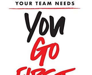 Book Award Winner: You Go First: Become the Leader Your Team Needs