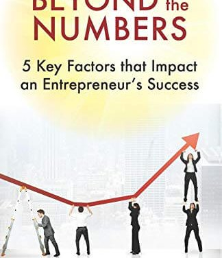 Member of the Week: Larry Brummond, author of Beyond the Numbers: 5 Key Factors that Impact an Entrepreneur's Success