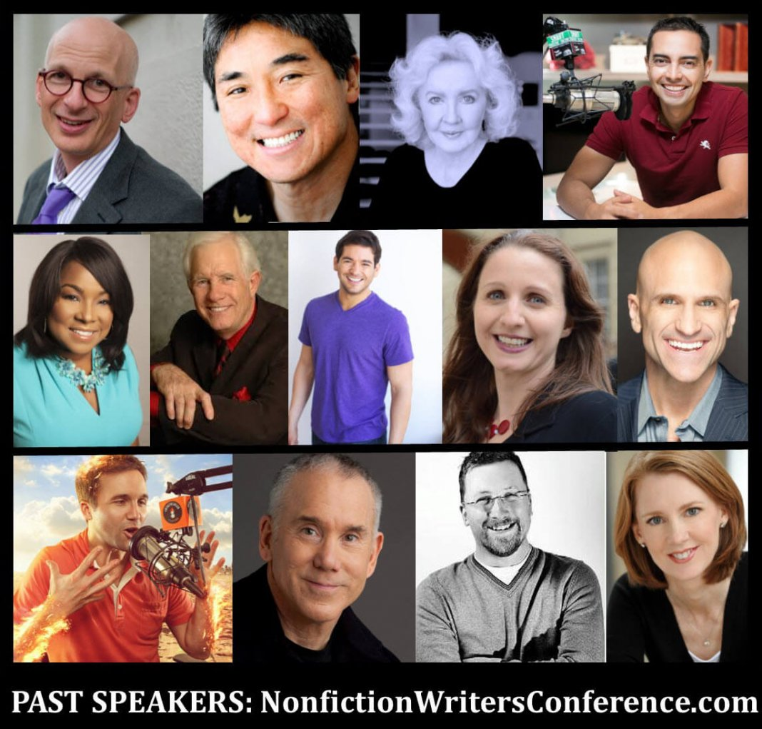 Past Speakers Nonfiction Writers Conference