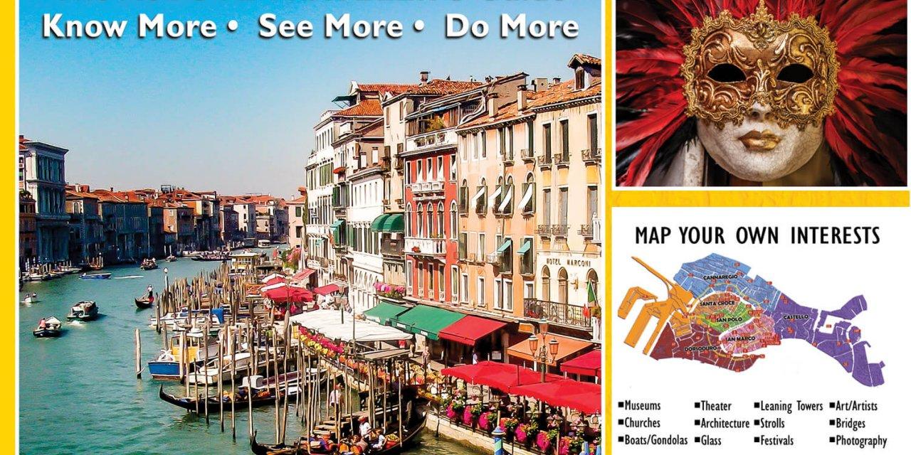 Book Award Winner: Venice: Keys to the City
