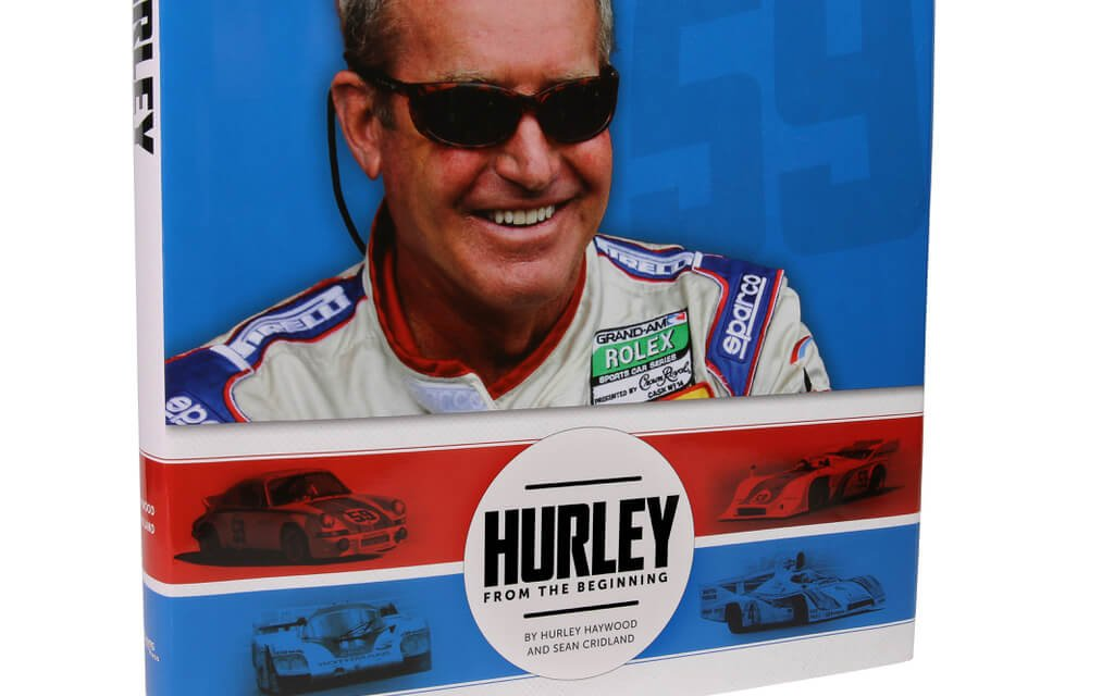 Book Award Winner: HURLEY: From the Beginning