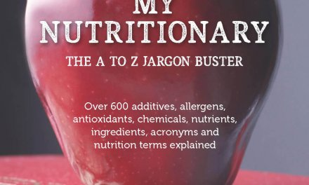 Book Award Winner: My Nutritionary