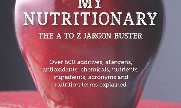 Book Award Winner: My Nutritionary