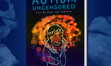 Book Award Winner: Autism Uncensored