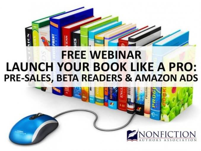 LAUNCH YOUR BOOK LIKE A PRO - BETA READERS AMAZON ADS PRE-SALES