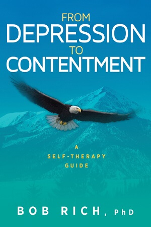 Member of the Week: Dr. Bob Rich, author of From Depression to Contentment: A Self-Therapy Guide