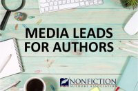 Media Leads for Authors - Weekly Email Round-Up of Publicity Opportunities