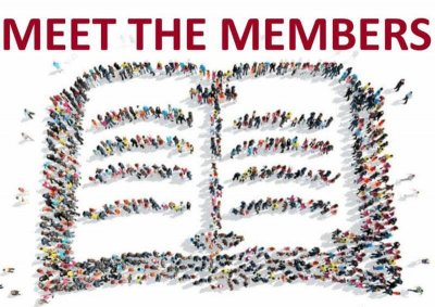 Meet the Members & Their Books April 2019
