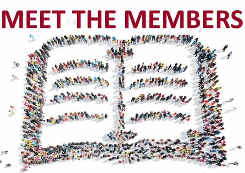Meet the Members & Their Books May 2020