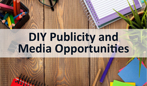 diy publicity and media for authors