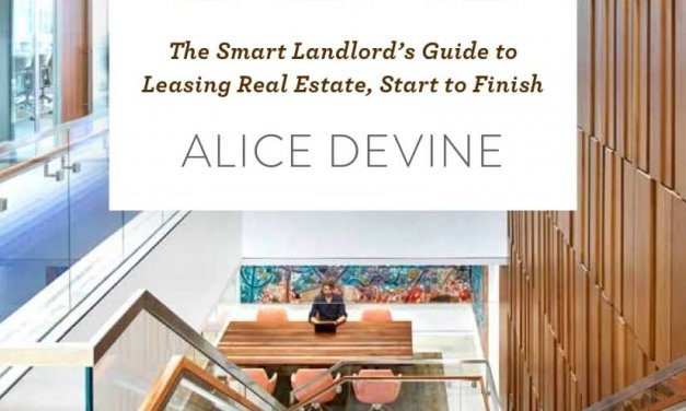 Book Award Winner: Suite Deal, the Smart Landlord's Guide to Leasing Real Estate