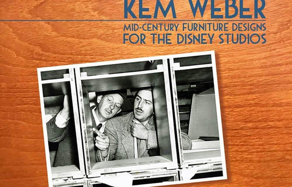 Book Award Winner: Kem Weber: Mid-Century Furniture Designs for the Disney Studios