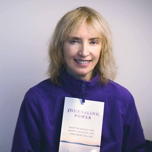 Member of the Week: Mari L. McCarthy, author of Heal Your Self With Journaling Power