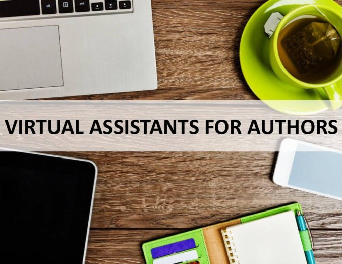Virtual Assistants for Authors
