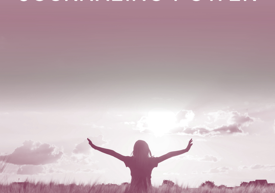 Book Award Winner: Heal Your Self with Journaling Power