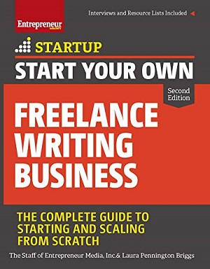 Member of the Week: Laura Pennington Briggs, author of How to Start Your Own Freelance Writing Business