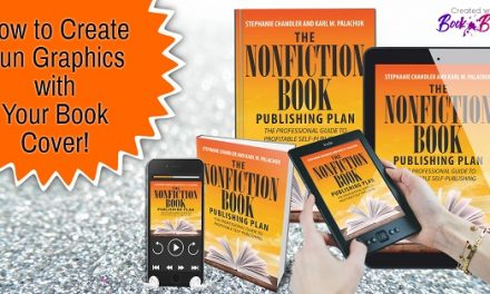 How to Create Fun Graphics with Your Book Cover