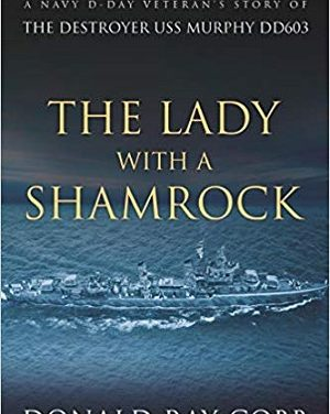 Member of the Week: Donald Ray Cobb, author of The Lady with a Shamrock