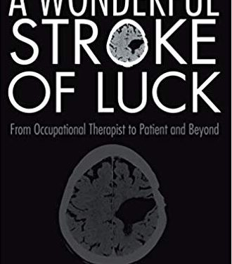 Book Award Winner: A Wonderful Stroke of Luck
