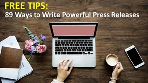 9 Most Frequent Mistakes in Author Press Releases by Joan Stewart