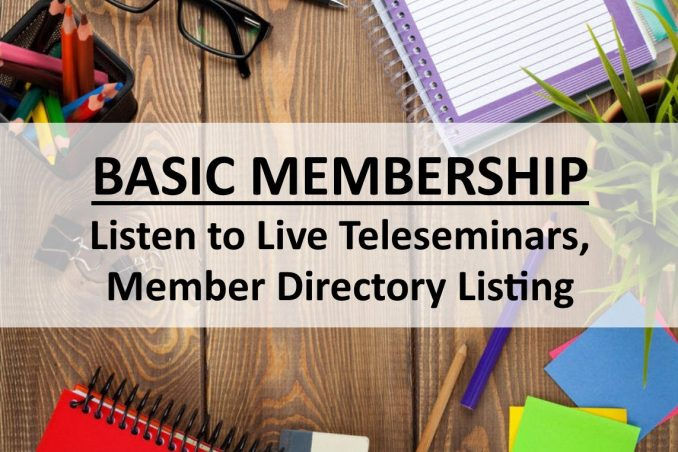 Basic Member Benefits