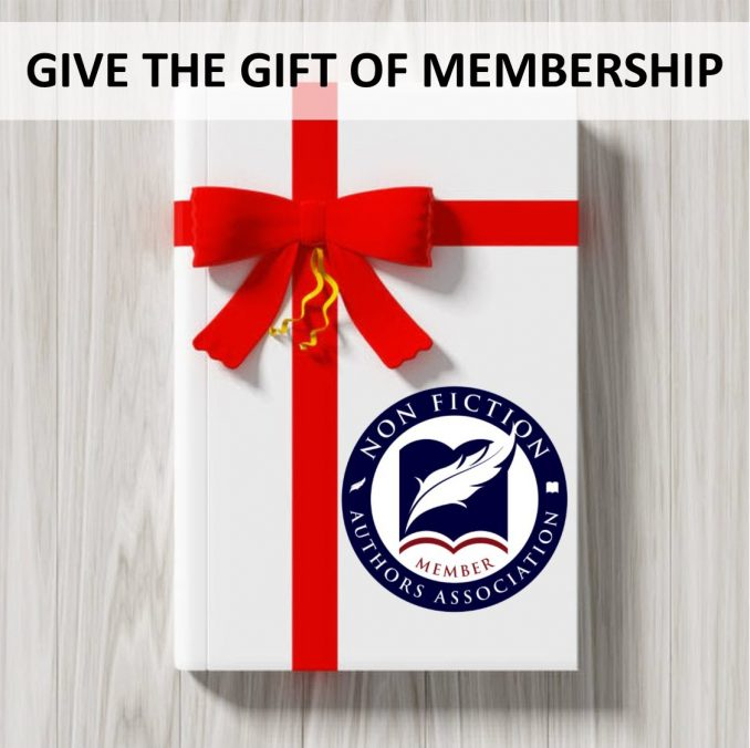 GIFT MEMBERSHIP FOR THE NONFICTION AUTHORS ASSOCIATION