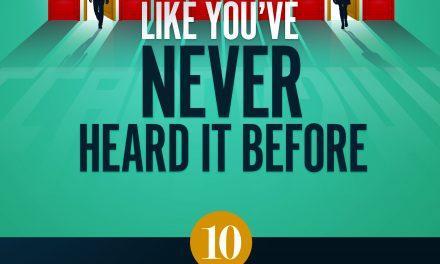 Book Award Winner: Leadership Like you've Never Heard it Before