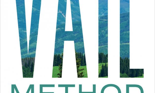 Book Award Winner: The Vail Method