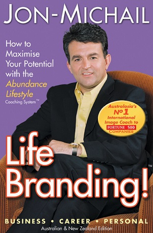 Jon Michail Life Branding
