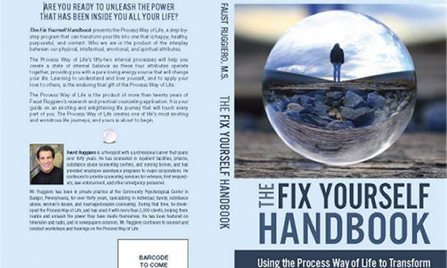 Book Award Winner: The Fix Yourself Handbook
