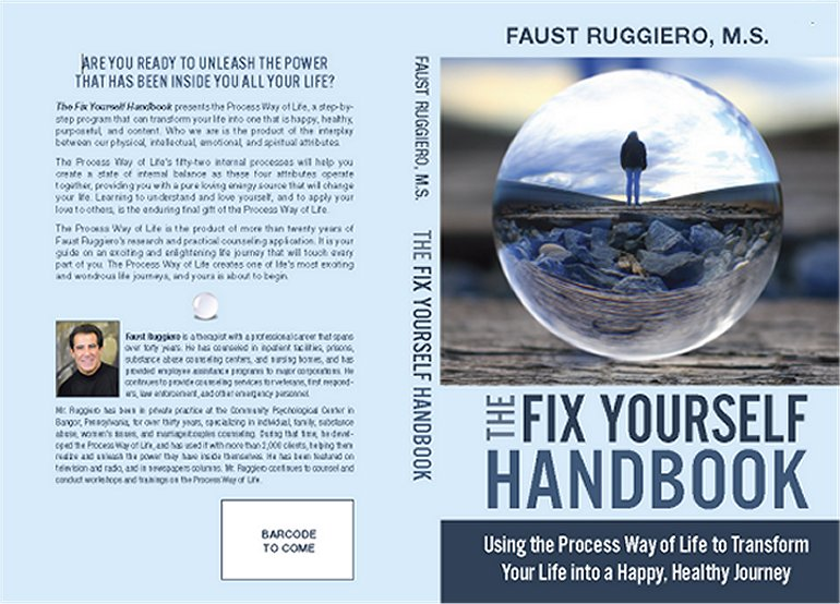 Book Award Winner: The Fix Yourself Handbook
