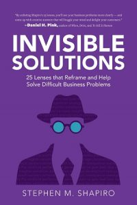 Invisible Solutions by Stephen Shapiro