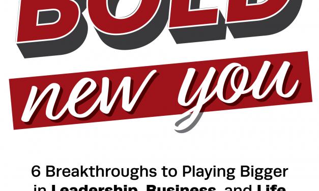 Book Award Winner: Bold New You