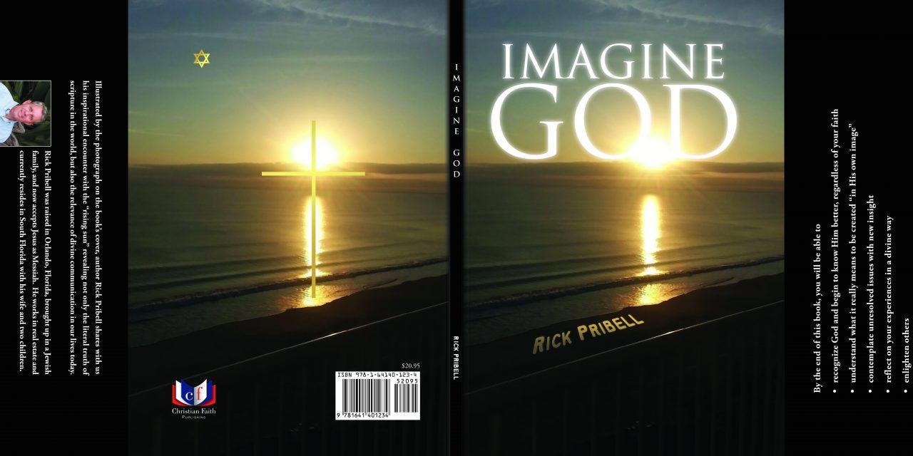 Book Award Winner: Imagine God