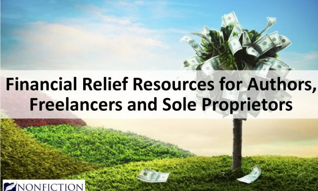 Financial Relief Resources for Authors, Independent Contractors and Sole Proprietors