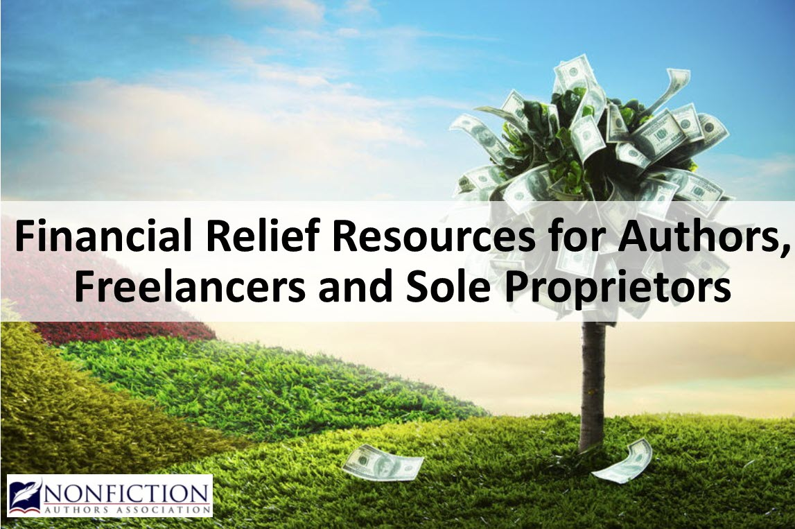 Financial Relief Resources for Authors
