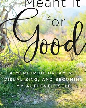 Member of the Week: Mary Rechkemmer Meyer, author of I Meant It for Good: A Memoir of Dreaming, Visualizing, and Becoming My Authentic Self