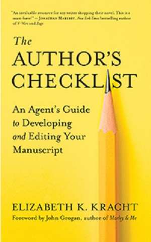 The Author's Checklist by Elizabeth Kracht