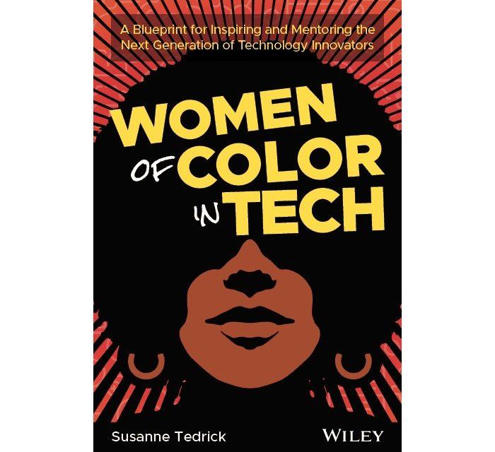 Book Award Winner: Women of Color in Tech